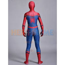 spider man homecoming costume