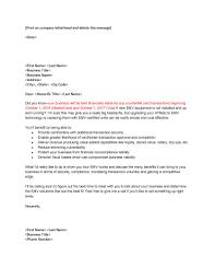 web store prospecting letter