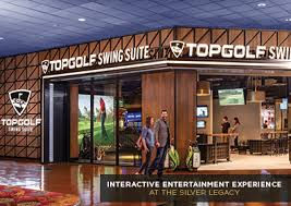 Silver Legacy Shows Seating Chart Topgolf Swing Suite Silver Legacy Resort Casino