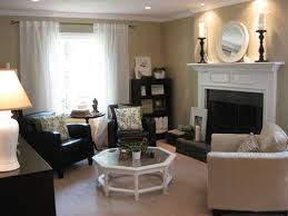 How To Decorate A Small Living Room With Fireplace Phenomenal Brilliant  1000 Images About 2