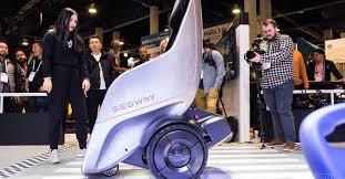 Segway's <b>S</b>-Pod looks weird, but it's a lot of fun to drive - The Verge