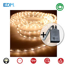 3 8 Incandescent Rope Light Led Rope Light 2 Wire Chasing 230v 12 Meters Dia 13mm Edm