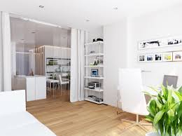 white office interior. White Home Office Space Interior Design Ideas O