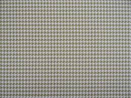 fabric houndstooth green