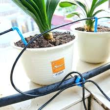 garden mister automatic hose plant watering irrigation kit drip system micro atomizing nozzle kits in from garden mister