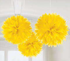 Puff Ball Decorations Nz Simple Pom Poms Tissue Decorations Just For Kids