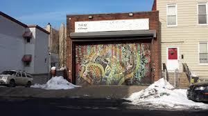 garage door artGarage Door Art Astoria  PhotoVillaincom