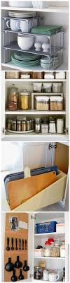 Kitchen Cupboard Organizing 17 Best Ideas About Kitchen Cabinet Organizers On Pinterest
