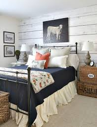 Wonderful 31 Awesome Rustic Farmhouse Bedroom Decor Ideas With Extra Small Exterior  Accent