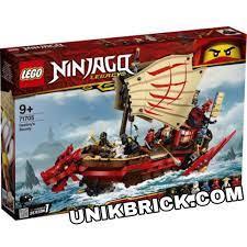 LEGO Ninjago 71705 Destiny's Bounty – UNIK BRICK
