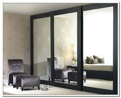 glass closet door interior
