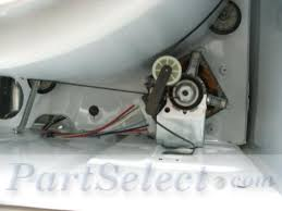 how to replace a dryer belt on whirlpool models steps step 8