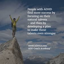 Adhd Quotes Gorgeous ADD Coach Academy Blog