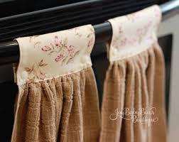 hanging towel. Kitchen Towels, Housewarming Gift, Hanging Hand Towel, Floral KitchenTowel Towel .