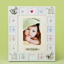 baby collage frame kids picture frames you ll love wayfair