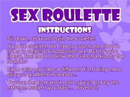 Sexual party games for couples