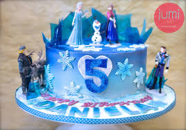 12 Gorgeous Birthday Cakes Starring Kids Favourite Characters And