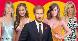 Flack, 29 at the time, was a rising star on uk tv. Prince Harry S Ex Girlfriends List From Cressida Bonas To Caroline Flack Metro News