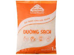 Mua Đường sạch Biên Hòa Saving gói 1kg giá tốt tại Bách hoá XANH