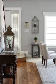 Grey Dining Room Paint Ideas