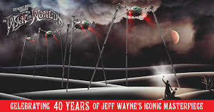 <b>Jeff Wayne's</b> Musical Version of The War of The Worlds