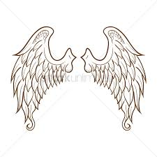 Wing Design Wing Design Vector Image 1873913 Stockunlimited