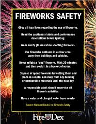 fire works safety boom fireworks safety infographic fire dex