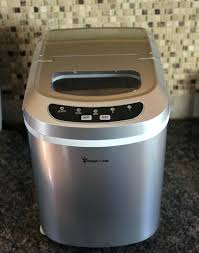 magic chef ice maker makes life easier eighty mph mom blog countertop parts