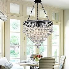 dining room crystal dining room chandelier 18 intriguing t rectangular crystal led pendant light for