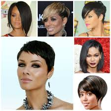 Hairstyles For Black Women With Short Hair Short Haircuts For ...