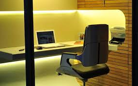 home office pod. Compact Home Office Interior Pod