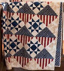 17 Best images about All American quilt ideas on Pinterest   Free ... & This quilt is not only patriotic, but it is easy to make! It's the Adamdwight.com