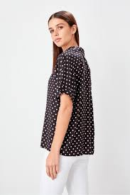 Dotted Tops Designs Polka Dot Shirt