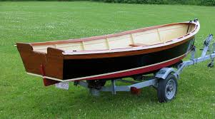 Free Plywood Boat Plans Designs Custom Made 14 Outboard Skiff_atkins Design Wooden Boat