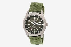 seiko snzg09 5 sport automatic khaki watch