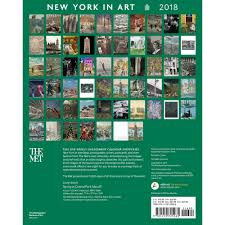new york in art softcover 2018 weekly planner  on new york in art wall calendar 2017 with new york in art softcover 2018 weekly planner 9781419725869