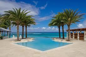 infinity pool beach house. Zemi Beach Infinity Pool House