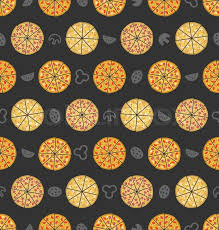pizza pattern wallpaper. Delighful Pizza Illustration Seamless Pattern With Set Of Different Pizza Colorful Food  Wallpaper  Vector  Stock Colourbox To Pizza Q
