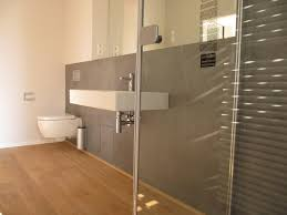holzfliesen beton cire weiß Badezimmer Pinterest