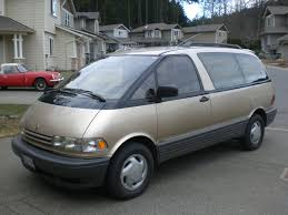 1995 Toyota Previa Photos, Informations, Articles - BestCarMag.com
