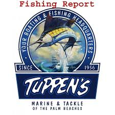 Tuppens Fishing Report