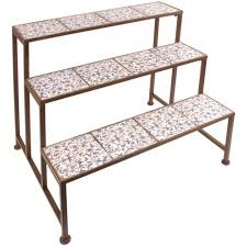 three tier plant stand outdoor designs