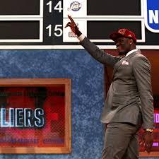 2013 NBA Draft Grades - Detroit Bad Boys