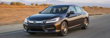 2017 Honda Accord Color Options