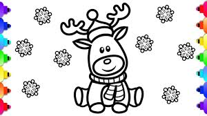 After you're done finding the perfect coloring pages check out the oriental trading company christmas store for all your christmas holiday needs! Rudolph The Red Nose Reindeer Coloring Page Christmas Coloring Pages Youtube