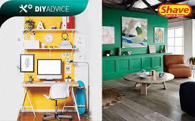 shaves paint decor diy advice tips