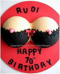 Womens Breasts Novelty Cake Naughty Novelty Cakes Sydney Adult