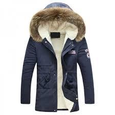 mens winter jacket 2019 new fashion windproof warm wool liner winter jacket men hooded parka men winter coat men