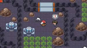 Merydian City Light Platinum Gym Pokemon Light Platinum Walkthrough Part 30 Flame City Volcano Red Hot Gym Battle