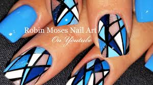 1649 best robin moses nail art videos images on Pinterest | Nail ...